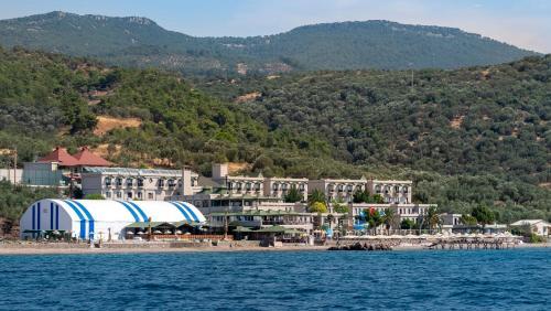 Behramkale Assos Eden Gardens Hotel fiyat
