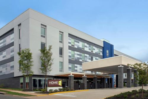 Home2 Suites By Hilton Charlottesville Downtown - Hotel - Charlottesville