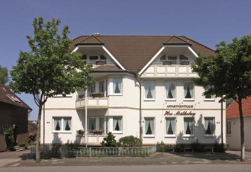. Pension Appartementhaus Hus Möhlenbarg