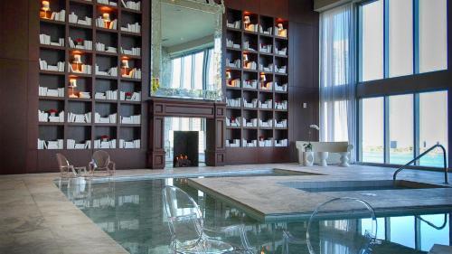 Luxury 5-star Condo @37th floor in Icon Brickell 2b/2b - Miami