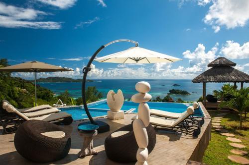 Le Duc Hillview Villas, Anse Volbert Village, Seychelles