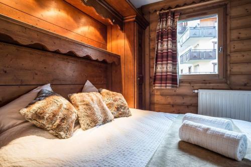 Accommodation in Chamonix