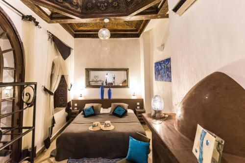 Riad El Grably room photos