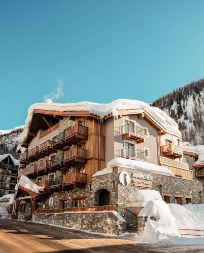 Hôtel Avancher Val d Isere