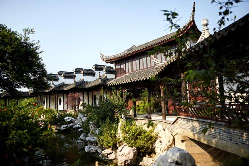 Tongli Lake View Hotel photo 66