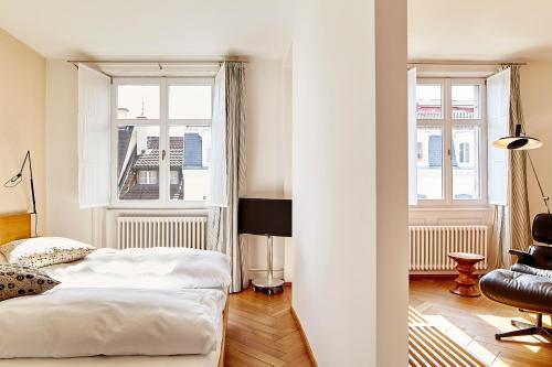 Consum Residence by Krafft Basel - Hotel