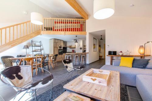 Appartement standing Le Praz Saint Jean de Sixt
