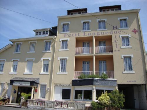 Hôtel Au Petit Languedoc - Hôtel - Lourdes