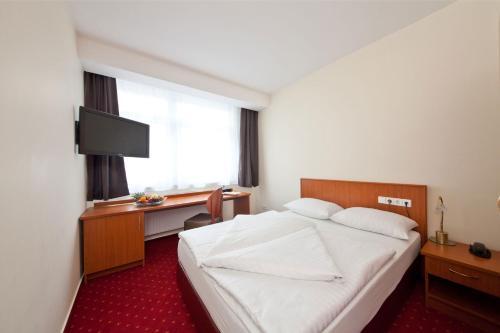 Novum Hotel Belmondo Hamburg Hbf photo 19