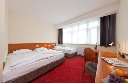 Novum Hotel Belmondo Hamburg Hbf photo 43