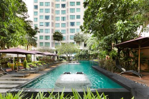 12th Avenue Hotel Bangkok photo 53