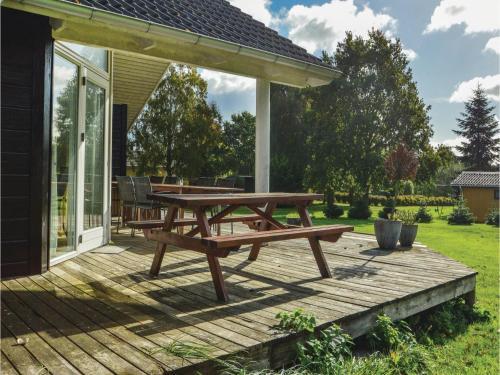 Holiday home Hybenvænget III in Hejls