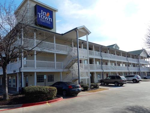 InTown Suites Extended Stay Dallas/Lewisville I-35 East
