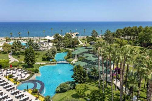 Anamur Grand Hotel Hermes rooms