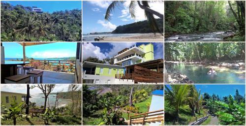 Pt. Dubique, Calibishie, Dominica.
