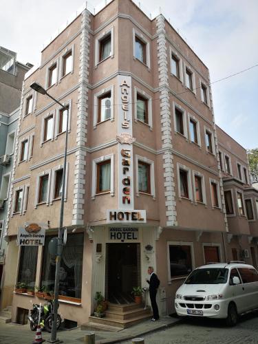 Istanbul Angels Garden Hotel online rezervasyon