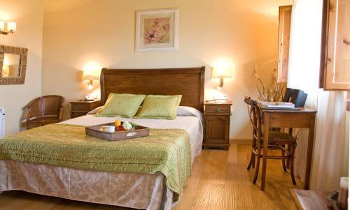 Habitación Doble Superior Hotel Restaurante El Ventós 11