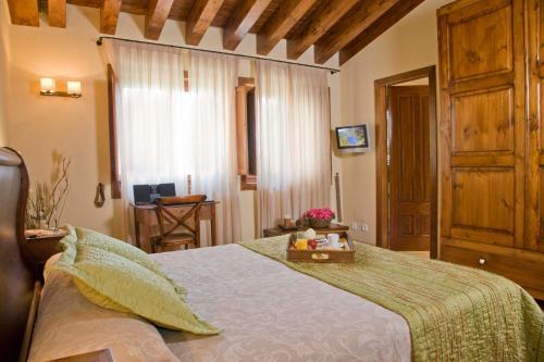 Habitación Doble Superior Hotel Restaurante El Ventós 14
