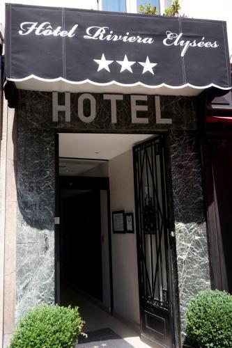 Hotel Riviera Elysees photo 30