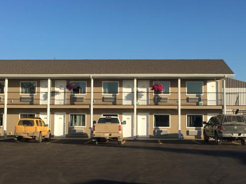 Voyageur Motel - Rocky Mountain House, AB T4T 1B1