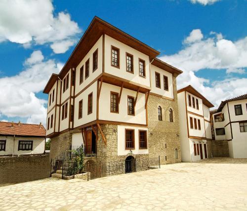 Safranbolu Kardelen Konakları odalar