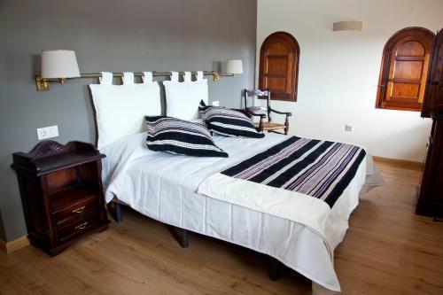 Doppel- oder Zweibettzimmer Hotel Cardenal Ram 22