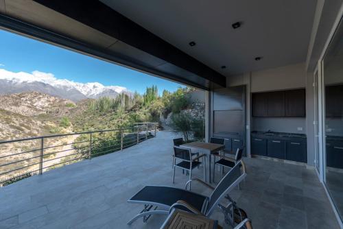 El Carmelo Mountain Lodge - Accommodation - Potrerillos