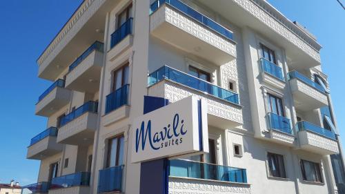 Trabzon Mavili Suites ulaşım