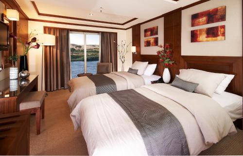 รูปภาพห้องพัก Nile Cruise Royale- 4&7 Nights Monday Luxor - Friday Aswan