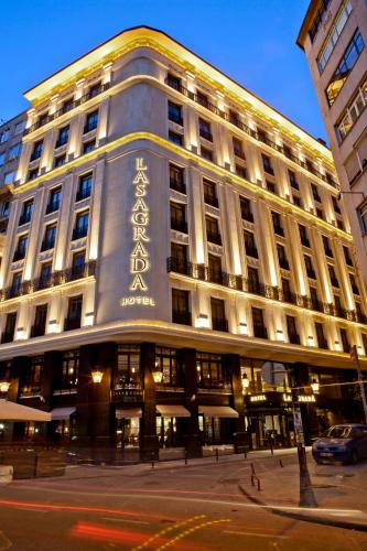 Istanbul Lasagrada Hotel Istanbul telefon