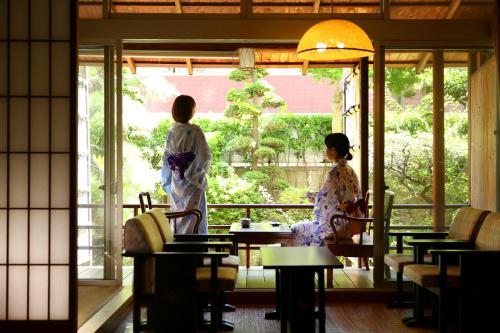 Accommodation in Chikuma
