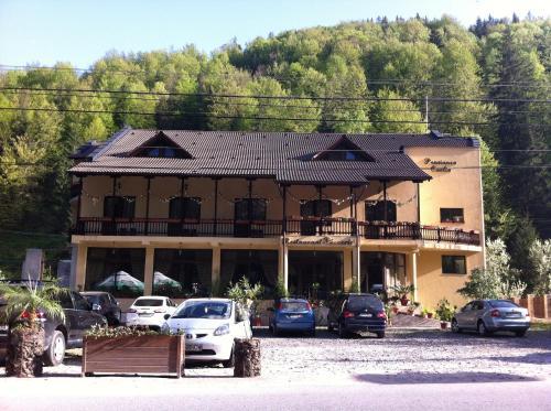 Accommodation in Județul Harghita