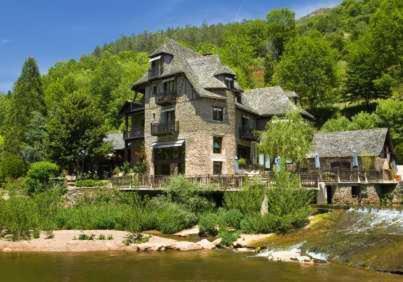 . Moulin de Conques -Hotel de Charme