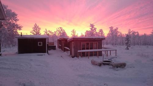 Arctic Gourmet Cabin - Accommodation - Kiruna