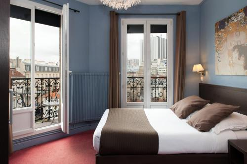 Hôtel Odessa Montparnasse - Hôtel - Paris