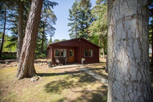 Invercauld Lodges