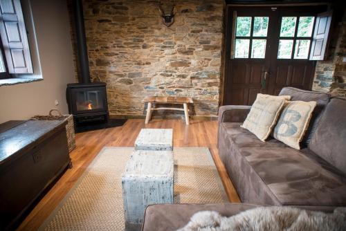 Two-Bedroom Villa Complejo Rural Casona de Labrada 6