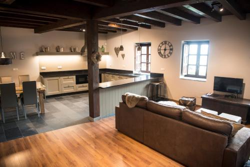 Villa de 2 dormitorios Complejo Rural Casona de Labrada 11