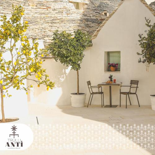 Trullo Essenza-Trulli Anti Charme & Relax