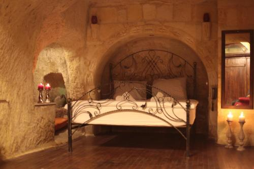 Urgup Cappadocia Castle Cave Hotel tatil