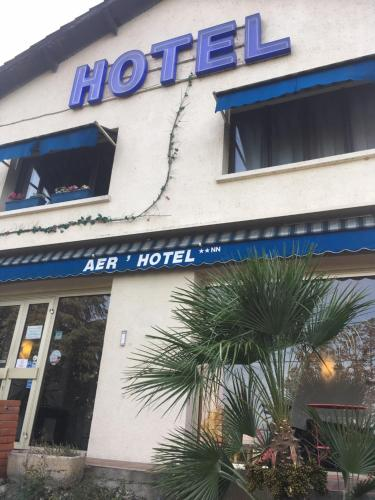 Hotel-overnachting met je hond in Hotel Aer - Auzeville-Tolosane
