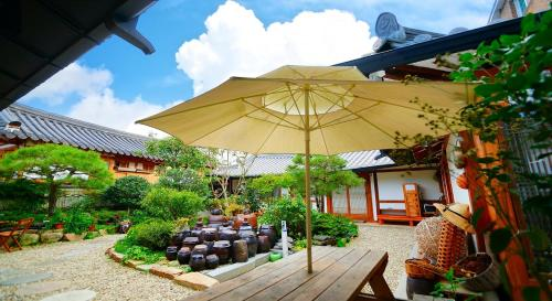 Beautiful Garden Hanok Guesthouse