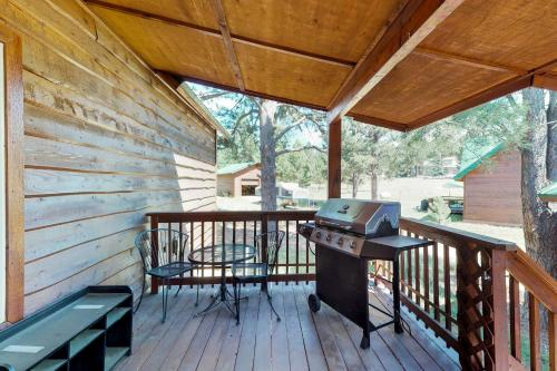 Painted Pony Cabin - Apartment - Angel Fire