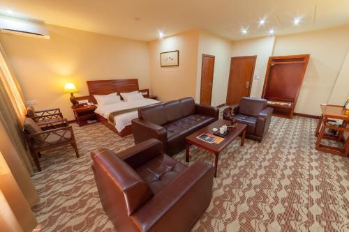 Fotos de quarto de Hotel Shanghai City