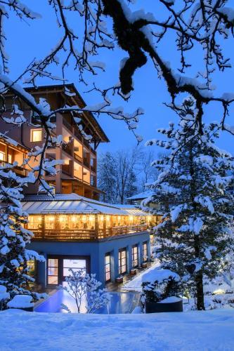 Hotel Montafoner Hof Tschagguns