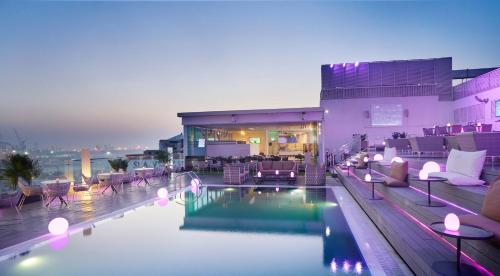 The Canvas Hotel Dubai MGallery By Sofitel impression