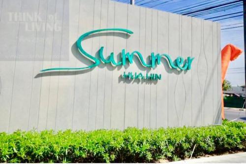 Summer Hua Hin 107/553 by Apartments Huahin Summer Hua Hin 107/553 by Apartments Huahin