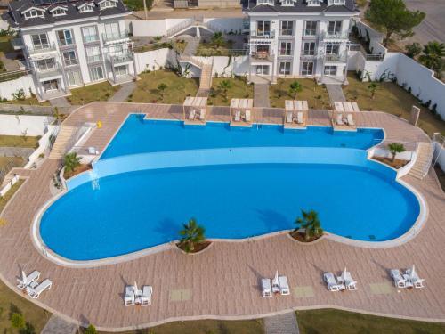 Fethiye Orka World F1 Apartments yol tarifi