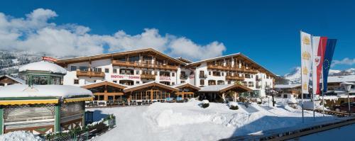 Hotel Sonne Kirchberg i. Tirol