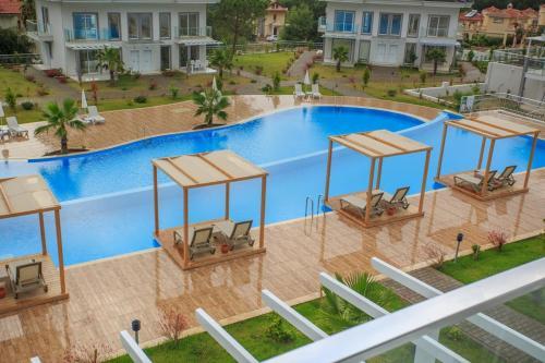 Fethiye Orka World B1 Apartments directions